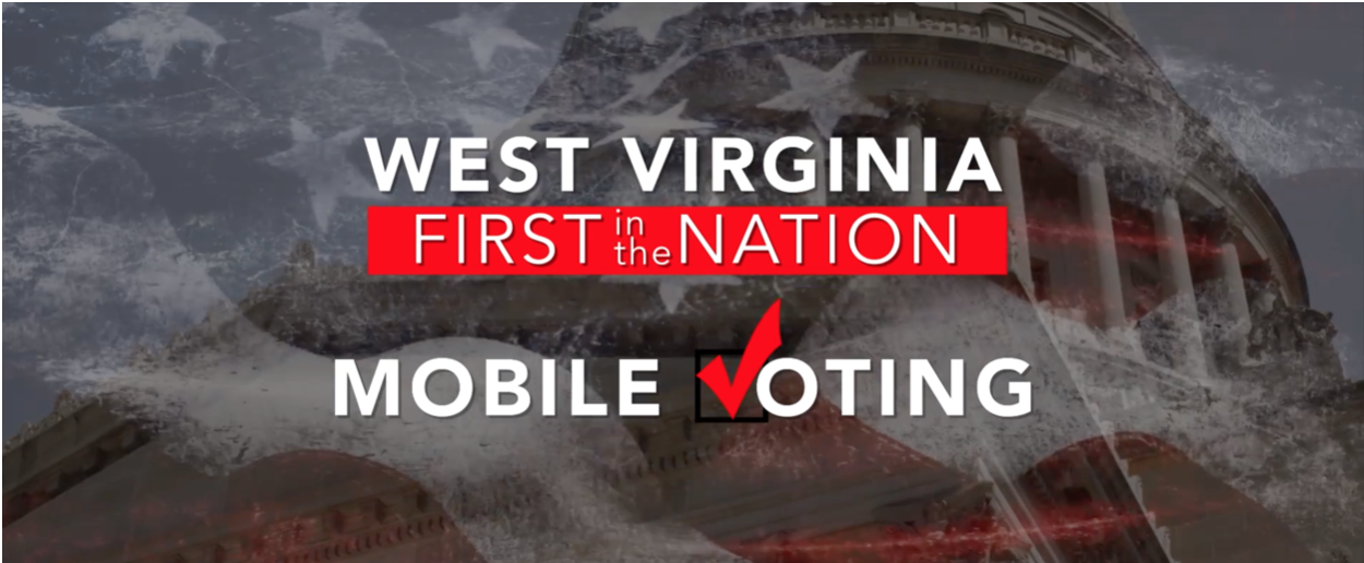 Historic Milestone: First Mobile Blockchain Vote in U.S. Primary Election History (3/23/18)