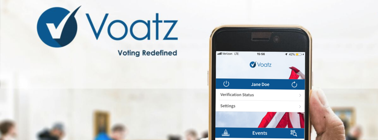 Voatz Raises $7 Million Series A Led by Medici Ventures and Techstars